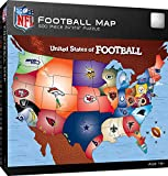 MasterPieces NFL USA Map Jigsaw Puzzle, United