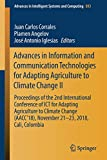 Advances in Information and Communication Technologies for Adapting Agriculture to Climate Change II (Advances in Intelligent Systems and Computing)