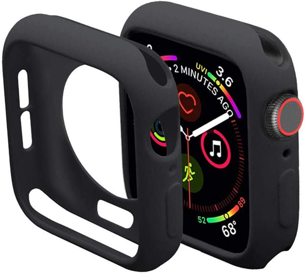 Miimall Kompatibel Mit Apple Watch 42mm Schutzhülle Elektronik