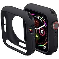Miimall kompatybilne z Apple Watch zderzak etui 42 mm seria 3/2/1, ultracienka miękka obudowa TPU odporna na wstrząsy…