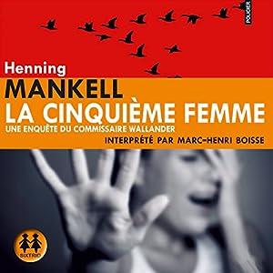 La cinquième femme Audiobook