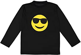 Dress Up America Sunglass Emoji T-Shirt for Kids