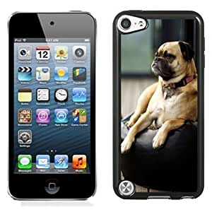 New Personalized Custom Designed For iPod Touch 5th Phone Case For Bulldog Llying Down Phone Case Cover