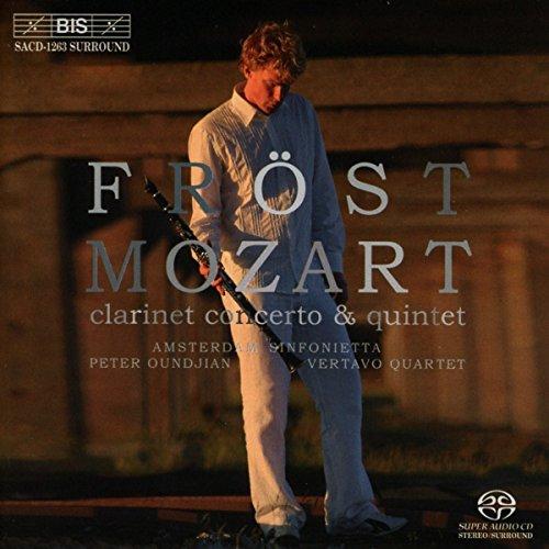 Mozart: Clarinet Concerto & Quintet ()