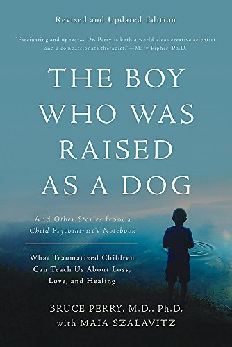 The Boy Who Was Raised as a Dog: And Other Stories from a Child Psychiatrist's Notebook-What Traumatized Children Can Teach Us About Loss, Love, and Healing cover