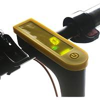 Linghuang Panel de Interruptores de Protección de Manga de Silicona para Scooter Eléctrico Xiaomi Mijia M365 / M365 Pro