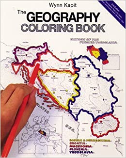 By Wynn Kapit - The Geography Coloring Book (2nd Edition ...