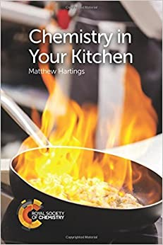 Book Chemistry in Your Kitchen by Matthew Hartings (2016-11-29)