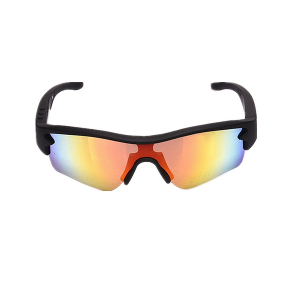 YFFS Cycling Glasses Bicycle Color-Changing Glasses Adult Outdoor Glasses Suitable for Outdoor Cycling Lovers (Color : Black)