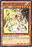 Yu-Gi-Oh! - Herald of Creation (SDBE-EN015) - Structure Deck: Saga of Blue-Eyes White Dragon - Unlimited Edition - Common