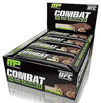 Muscle Pharm Combat Crunch Supplement, 12 Count