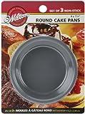 4 inch mini pie pan - Wilton 2105-1829 Mini Round Pans, 4 by 1.25-Inch, Set of 3