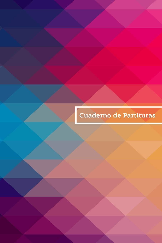 Cuaderno de Partituras: Libreta de Partituras o Pentagramas | 110 ...