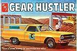 1965 Chevy Gear Hustler El Camino 1/25 AMT 1096 Plastic Model Kit from Round2, LLC