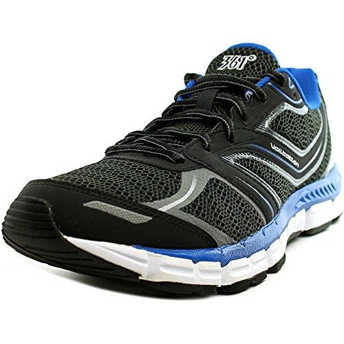 361 Volitation Mens Running Shoes Nero / Blu