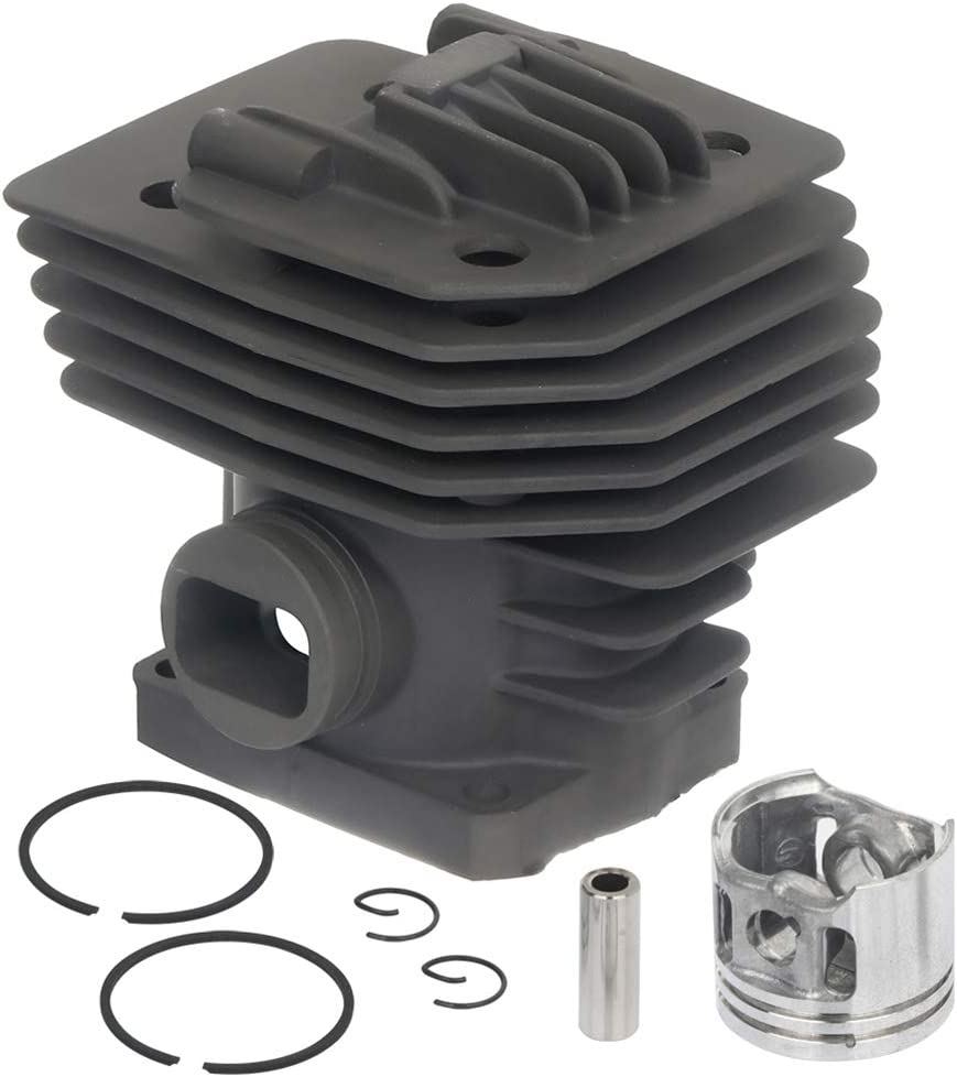ROADFAR 40mm Crankshaft Engine Cylinder Piston Gasket Kits Fit for Stihl FS160 FS220 FS280 4119 020 1207 Cylinder Piston Assemblies