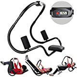 AW AB Fitness Crunch with Counter AB Trainer Abdominal Machine Workout Exerciser Personal Home Gym Equipment