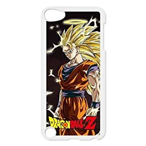Hard Plastic Protector Dragon Ball Snap On Cover Case For Ipod Touch 5,5th Generation,Fashion Protection Dragon Ball Design Hard Cover Case For iPod Touch 5th Generation