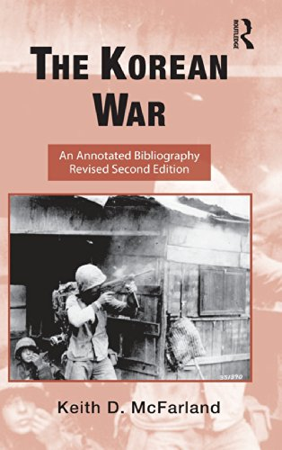 The Korean War: An Annotated Bibliography (Routledge Research Guides To American Military Studies)