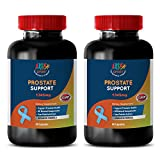 Product review for antioxidant booster - POWERFUL PROSTATE SUPPORT - 1345MG - saw palmetto blend - 2 Bottles (120 Capsules)