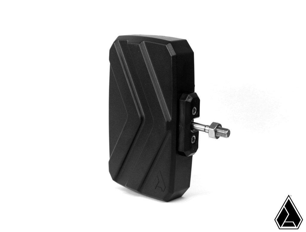 Assault Industries 101005SM04014 Black 1.875 Explorer Series UTV Side Mirror