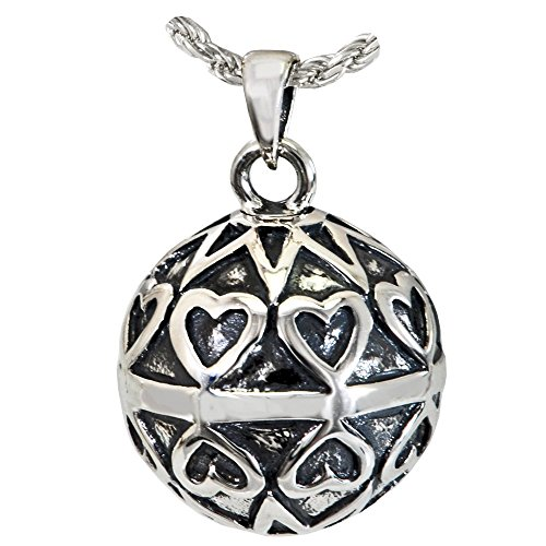 - Memorial Gallery MG-3342s Antique Eternal Sunshine Sterling Silver Cremation Pet Jewelry