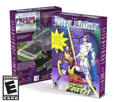 Bibleman Video Game Adventure: A Fight for Faith