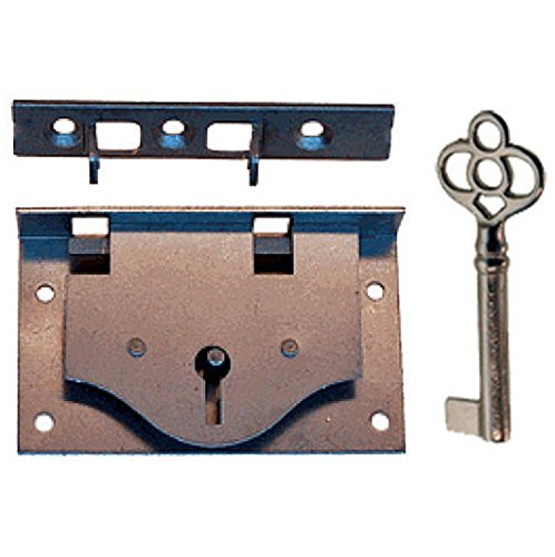 Wide Mortise Lock - 8