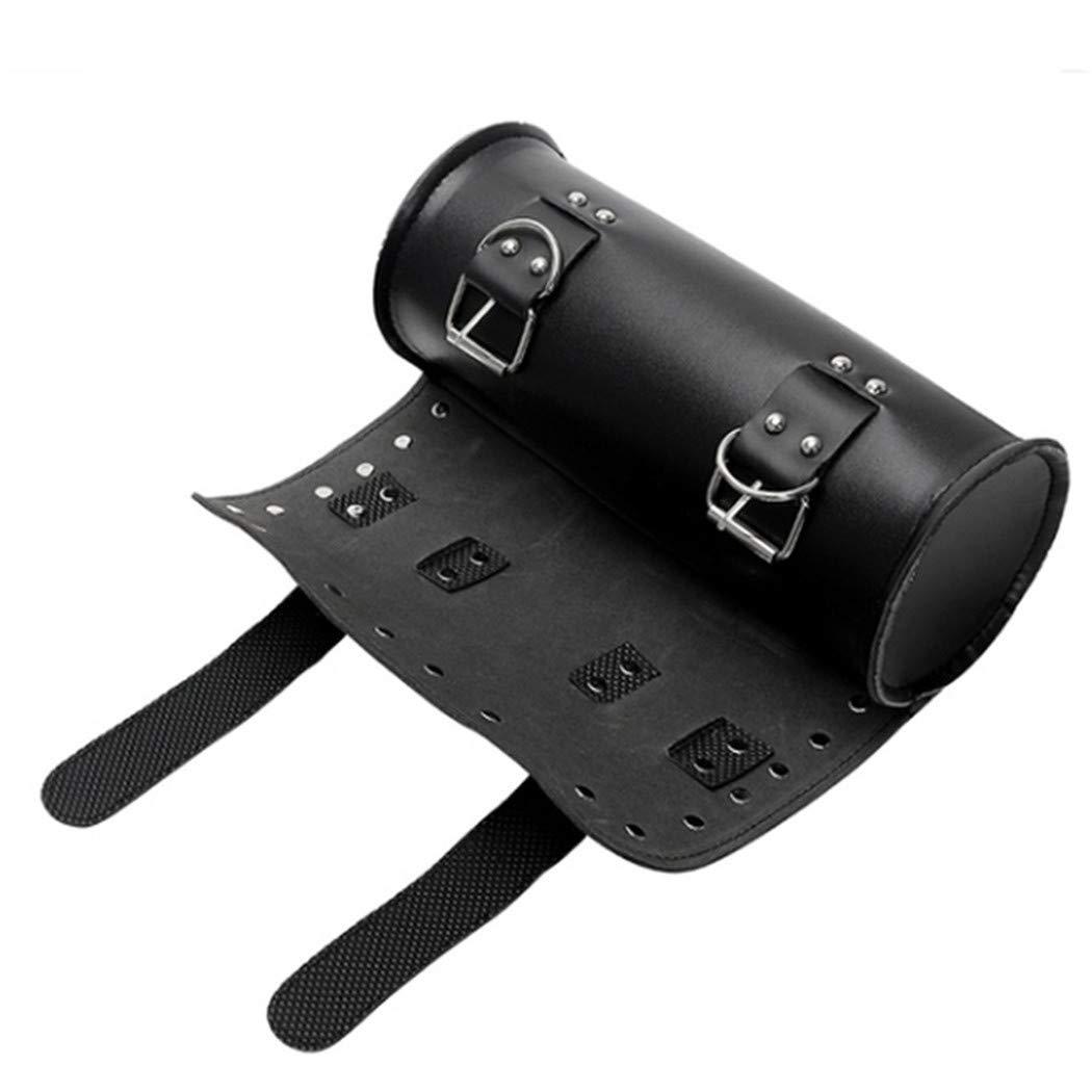 Eleusine PU Cuir Poche De Stockage De Moto Sac De R/éparation Outils Conteneurs Accessoires Sac /À Bagages Moto