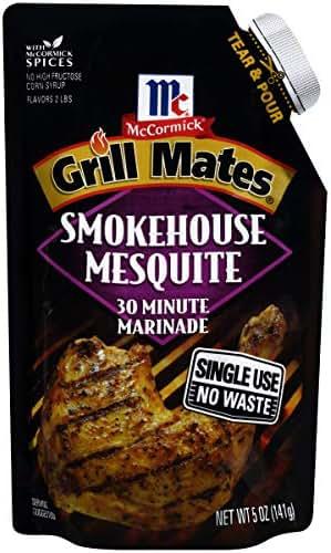 Sauces & Marinades: McCormick Grill Mates 30 Minute Marinade