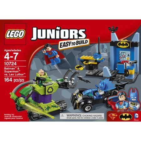 LEGO Juniors Batman & Superman vs. Lex Luthor