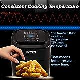 NUWAVE BRIO 6-Quart Digital Air Fryer includes