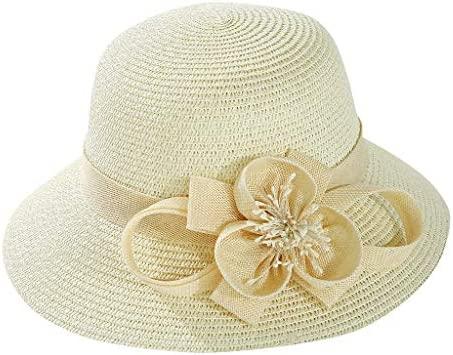 Longra # Sombrero Ligero de Las Mujeres Grande Sólido Patrón ...