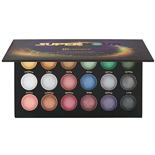 Supernova - 18 Color Baked Eyeshadow Palette