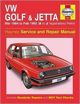 vw golf 2 manual