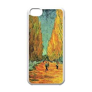 VNCASE Van Gogh Phone Case For Iphone 5C [Pattern-5]