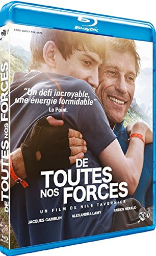The Finishers (2013) ( De toutes nos forces ) [ Blu-Ray, Reg.A/B/C Import - France ]