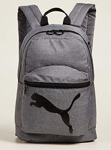 Puma Unisex Essential Mini Backpack Grey Black Os Buy Online In Cayman Islands At Cayman Desertcart Com Productid 94337905
