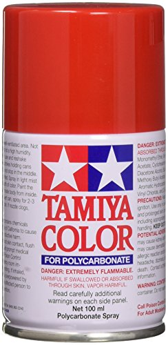 Tamiya 86002 Paint Spray, Red