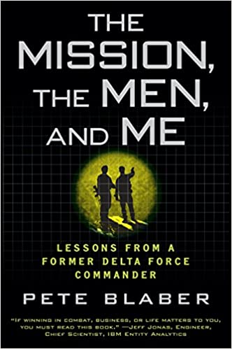 Amazon com: The Mission, the Men, and Me: Lessons from a