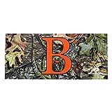 Evergreen Sassafras Switch Mat Mossy Oak Monogram B