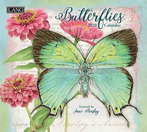 Butterfly Calendar - Lang Butterflies 2020 Wall Calendar (20991001898)