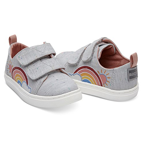 3e1be381703ec Mua TOMS Kids Baby Girl's Lenny (Infant/Toddler/Little Kid) Grey ...