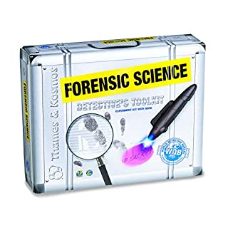 Thames & Kosmos Forensic Science Detective's Toolkit