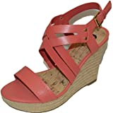G BY GUESS Women's Coral Wedge Sandals