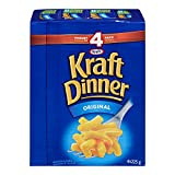 KD Kraft Dinner Original Macaroni and Cheese, 900g
