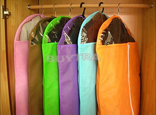 Metal Travel Jacket (Dress Clothes Garment Bags Dust Proof Travel)