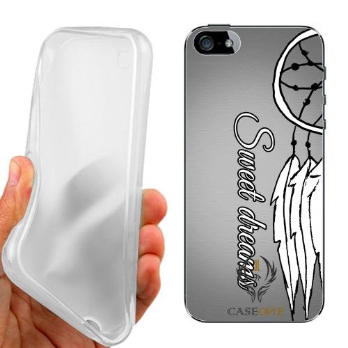 CUSTODIA COVER CASE CASEONE SWEET DREAMS PER IPHONE 5 5G 5S