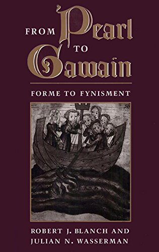 From Pearl to Gawain: Forme to Fynisment (Chicago Gainesville To)