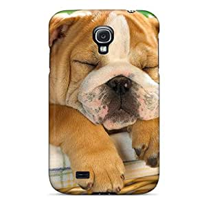 Snap-on Doggie Case Cover Skin Compatible With Galaxy S4